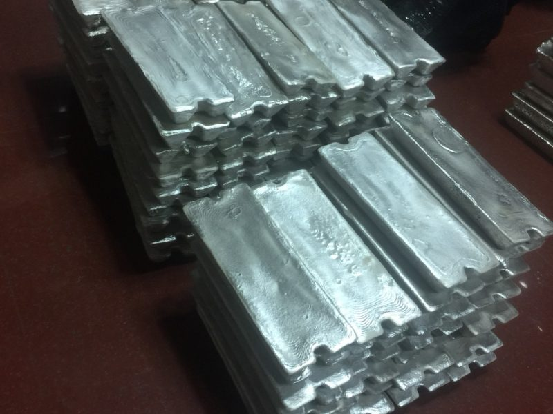 貴金屬銀(Ag)回收/銀條