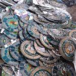 廢測試板回收